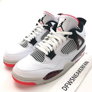 Nike Air Jordan 4 IV Ret Men's Basketball Shoes
